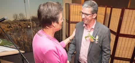 Eric van Hees benoemd tot Lid in de Orde van Oranje-Nassau