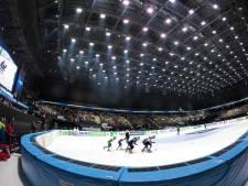 WK shorttrack in 2021 opnieuw in Rotterdam