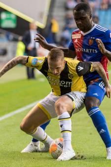 Büttner: Ik wil bij Vitesse blijven