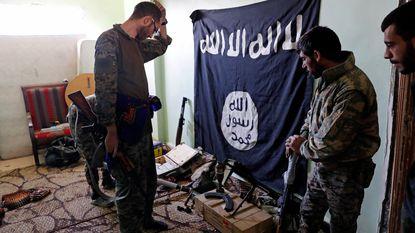 Terreurgroep Islamitische Staat in bezit van Belgische wapens