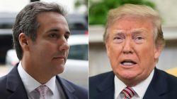 Michael Cohen bevestigt dat hij internetpeilingen manipuleerde in voordeel van Trump