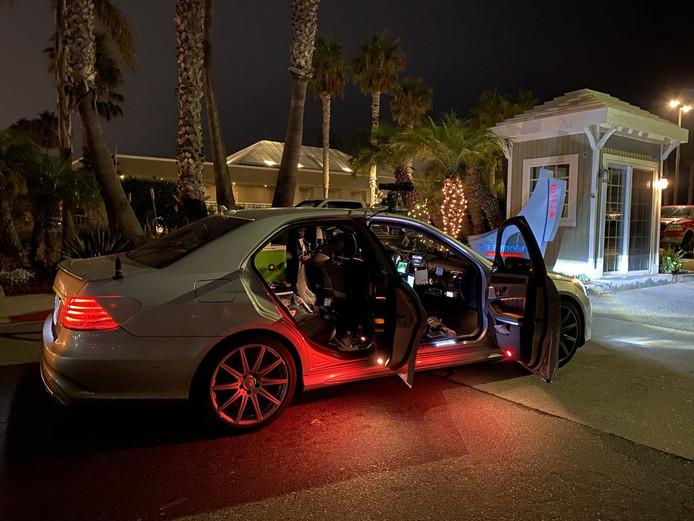 Mercedes E-AMG.