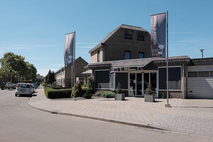 Bakkerij Van Bentum in Lobith.