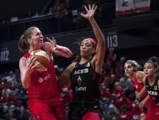 Emma Meesseman marque 30 points, son équipe se rapproche de la finale WNBA