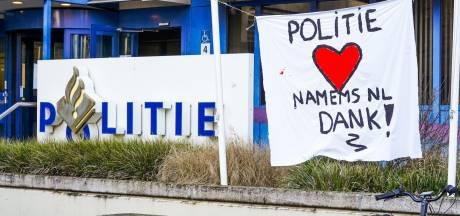 Politiebureau in Eindhoven bedolven onder hartverwarmende reacties