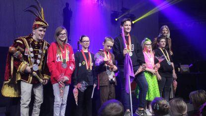 Rune, Stan, Tiani en Lyssa winnen talentenshow en krijgen zitje op Ros Balatum