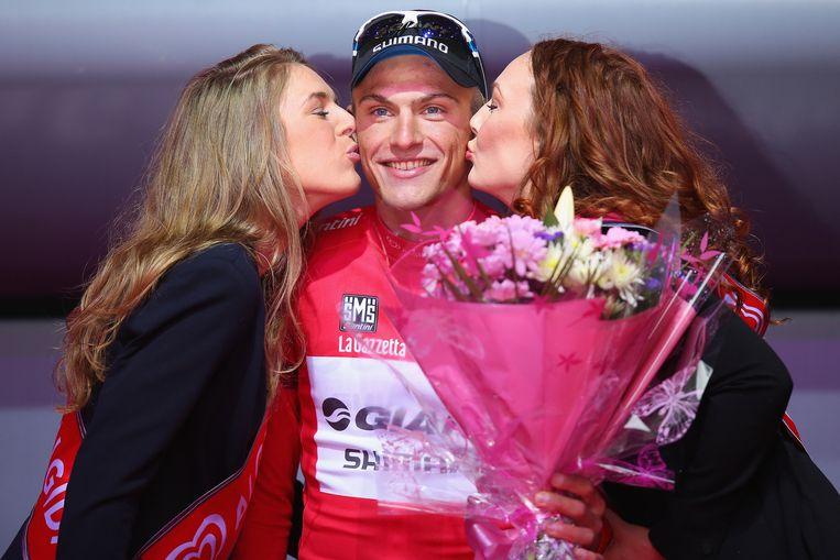 Kittel mag in Belfast de eerste puntentrui in deze Giro aantrekken.