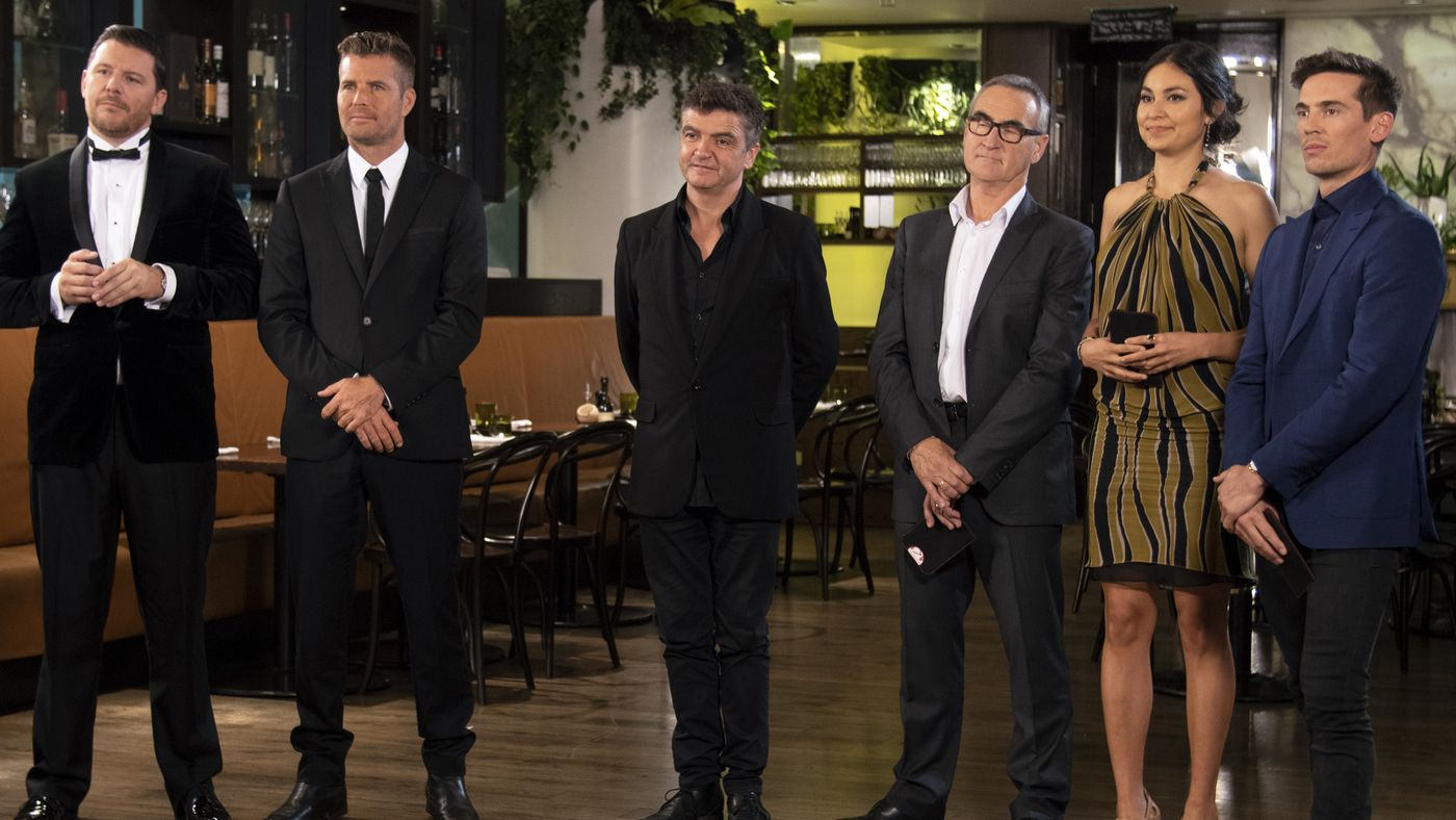 My Kitchen Rules New Zealand