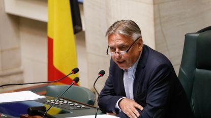 Patrick Dewael is de nieuwe Kamervoorzitter en  Van Langenhove komt in actie