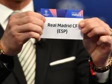 Ajax in Champions League tegen Real Madrid