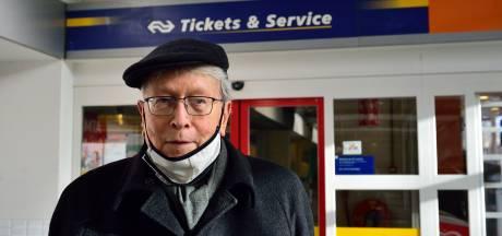 Ouderen laaiend over sluiting NS-loket op station Gouda: 'Dit is waardeloos'