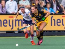 Hockeysters HC Den Bosch verspelen dure punten bij Laren