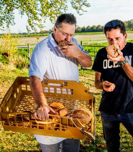 Rhoonse bakker eerste met oertarwebrood