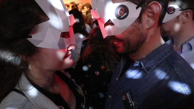 Onze reporter Eline doet mee aan de Q-Masquerade!