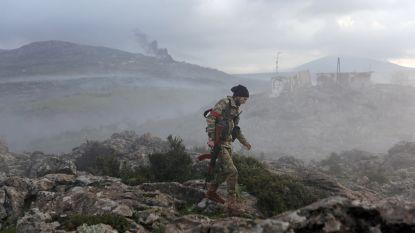 Turkije doodt 36 Syrische regeringsstrijders in Afrin