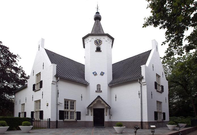 De omgeving van het kasteeltje in Soerendonk zou onderdeel worden van het plan Hof van Cranendonck.