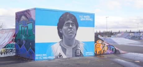 Buenos Aires wil na stadion ook straat vernoemen naar Maradona