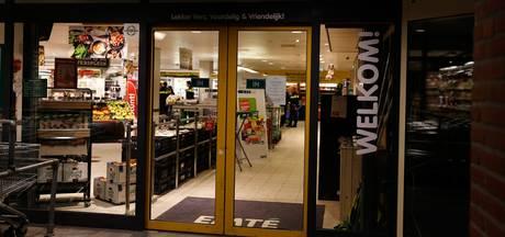 Overval supermarkt bij Bureau Brabant