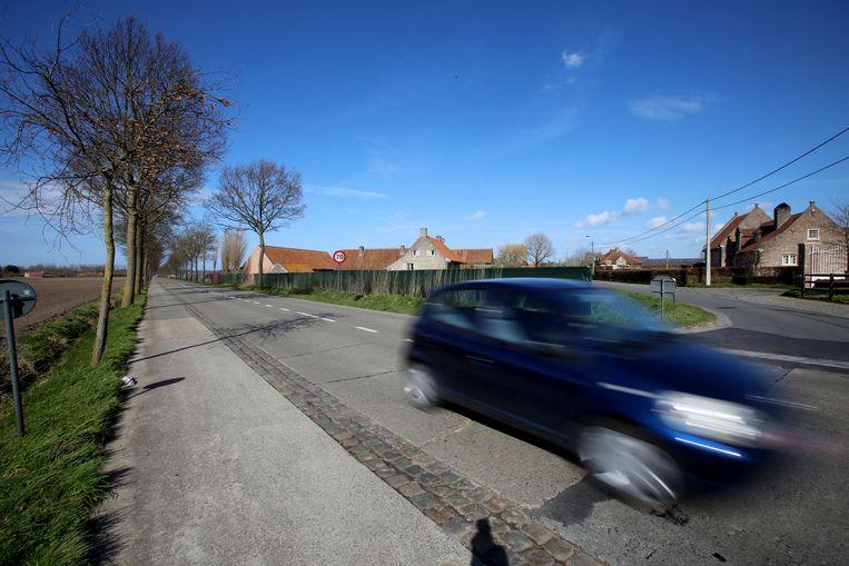 Meningen verdeeld over trajectcontrole tussen Oostduinkerke en Koksijde. Foto illustreert enkel de snelheid en is niet genomen in de Koksijdsesteenweg.