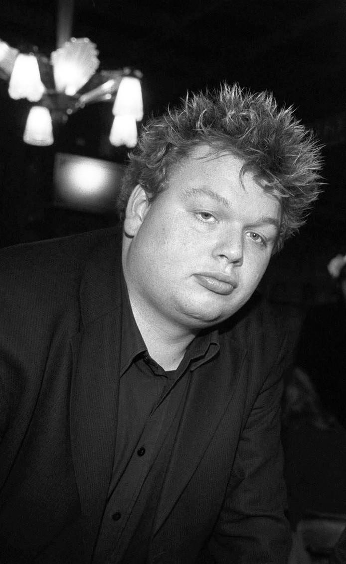 Erik van Bruggen in 1998, voordat hij een gooi deed naar het voorzitterschap van de PvdA.
