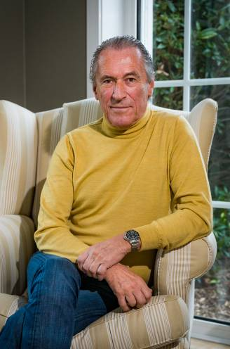 """ANNO 2021. Luc Deleu (74): """"Na het ontbijt vul ik steevast de moeilijkste sudoku uit de krant in"""""""