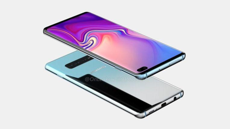 Techjournalisten denken dat het bedrijf de technologie zal gebruiken in zijn komende Galaxy S10-reeks.