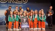 Dansschool Movimento haalt brons op WK Udo in Engeland