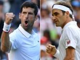 Federer versus Djokovic: alleen op papier een kraker?