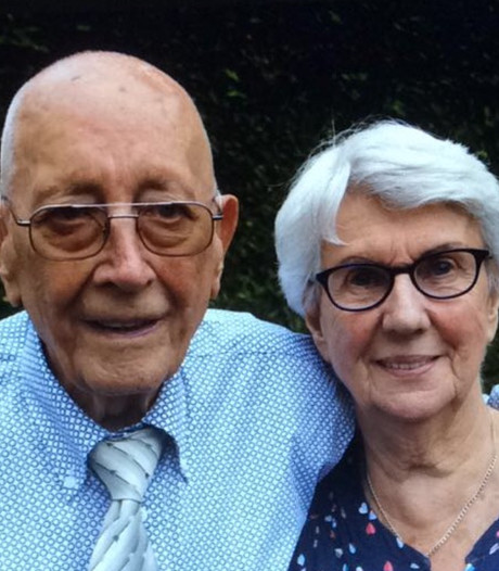 Frans en Diny schreven elkaar brieven tijdens uitzending naar Nederlands-Indië