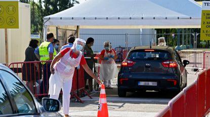 Testdorp op Spoor Oost breidt verder uit: nu ook mensen die in quarantaine zitten welkom