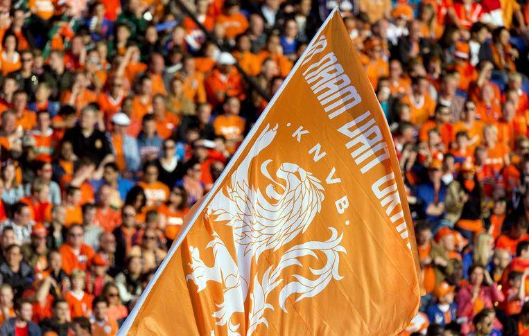 Oranjefans Beeld anp