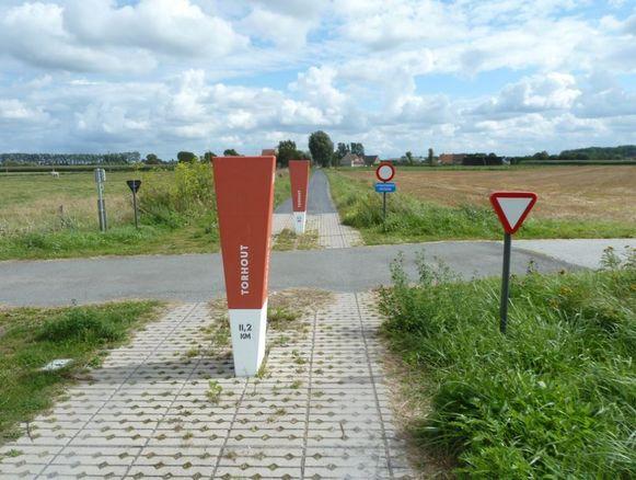 De Vrijbosroute wordt heraangelegd