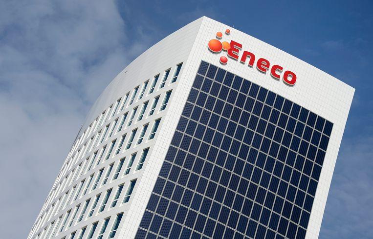 Het hoofdkantoor van Eneco in Rotterdam.  Beeld ANP