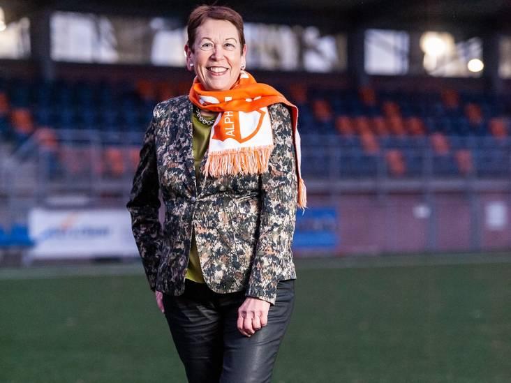 'Voetbalclub Alphia ligt na aftreden bestuur niet op z'n gat'