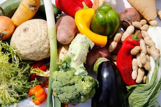 Het Voedingscentrum adviseert nu om 250 groente per dag te eten