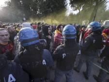 Vingt-deux supporters de Galatasaray interpellés à Bruges