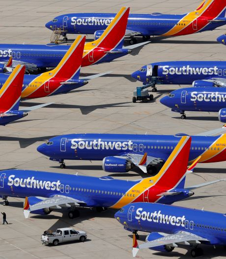 Twee maatschappijen VS stellen terugkeer Boeing 737 MAX uit