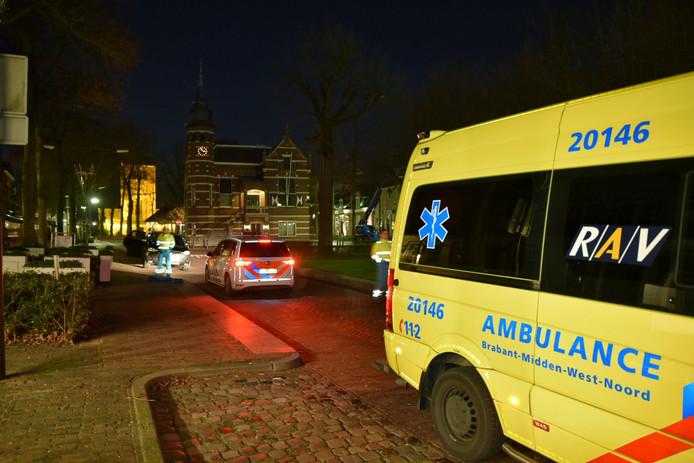 Het incident gebeurde op de Lind in Oisterwijk.