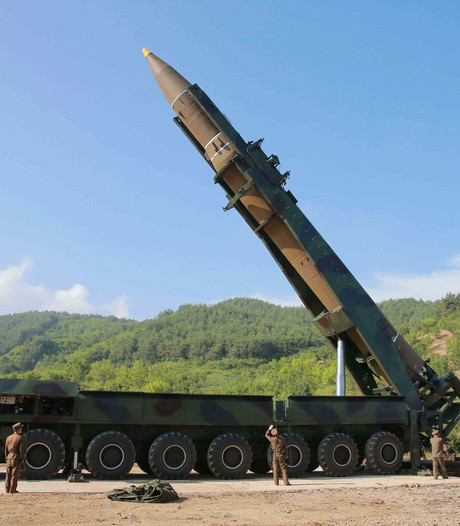 VS vreest Noord-Koreaanse nucleaire langeafstandsraket