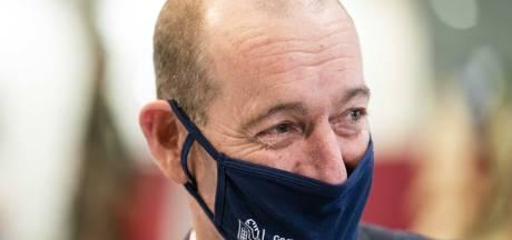 Hengelose burgemeester Schelberg: 'Ik snak naar het gewone'