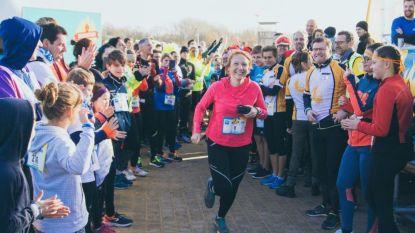 Warmathon komt voor het eerst naar Kortrijk: sportevent voor goede doel lokt 45.000 mensen