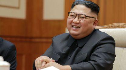 """Kim Jong-un test """"nieuw hoogtechnologisch wapen"""""""