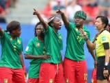 Hè hè, Kameroen is naar huis