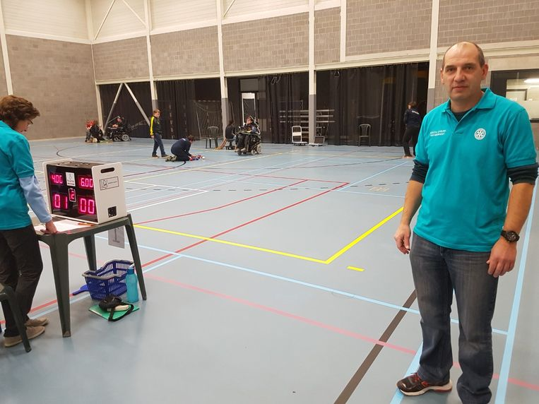 Aan het toernooi namen 22 spelers deel.