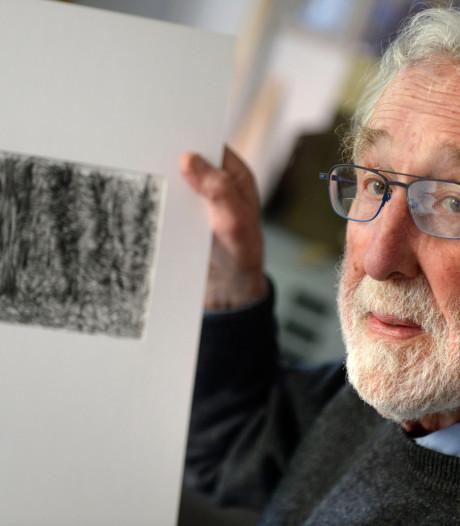 Holtense kunstenaar Kees Stoop (89) overleden