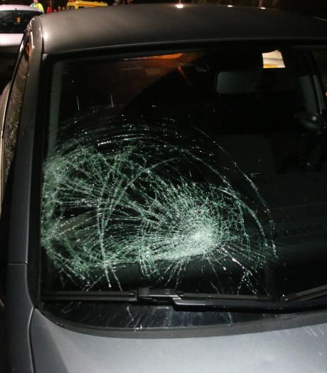 Fietser gewond bij aanrijding met auto in Harderwijk