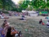 In Otis Park is het vandaag gewoon even relaxen