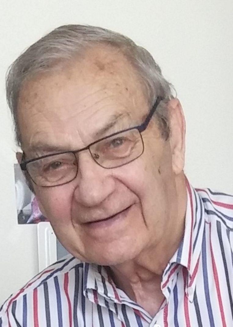 Willy Vanderheeren (85) uit Ingelmunster bezweek aan het coronavirus in het ziekenhuis in Izegem.