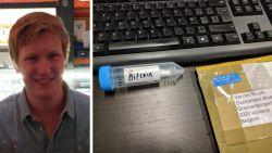 Vlaamse wetenschapper wint bitcoin door kraken DNA