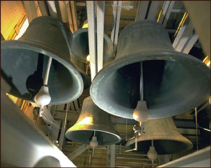 Een carillon.